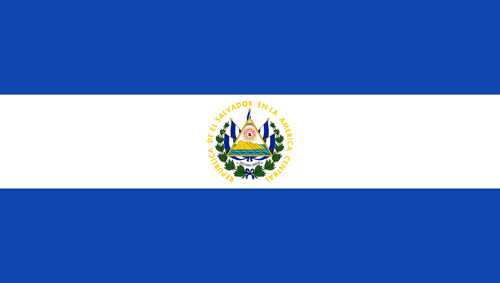 El Salvador flag